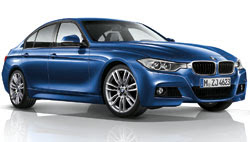 BMW Serie 3 F30 2012: ¡Ya disponible en Chile!