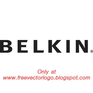 Belkin logo vector : Free Vector Logo, Free Vector
