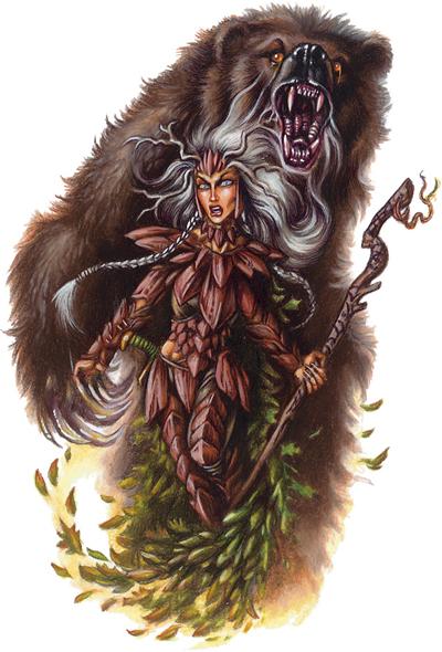 Druids Soul, Celtic And Druids