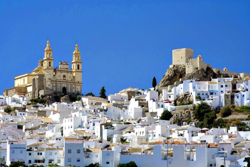 Los Pueblos Blancos de Cádiz