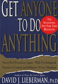 Cover of David Lieberman's Book Get Anyone To Do Anything