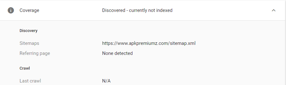 How to Fix Discovered - currently not indexed