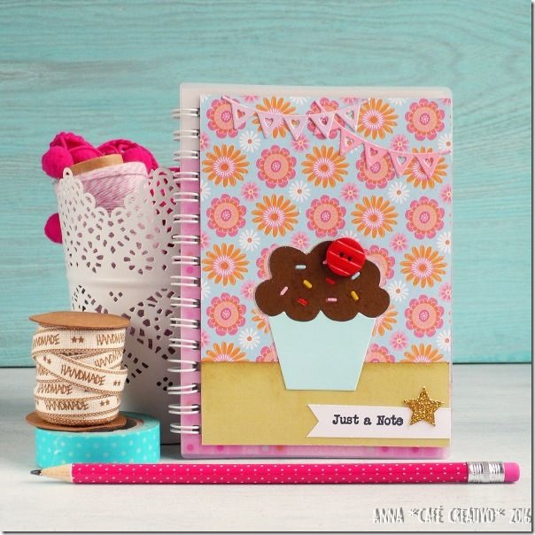scrap-agendina-decorata-fustelle-big shot-1