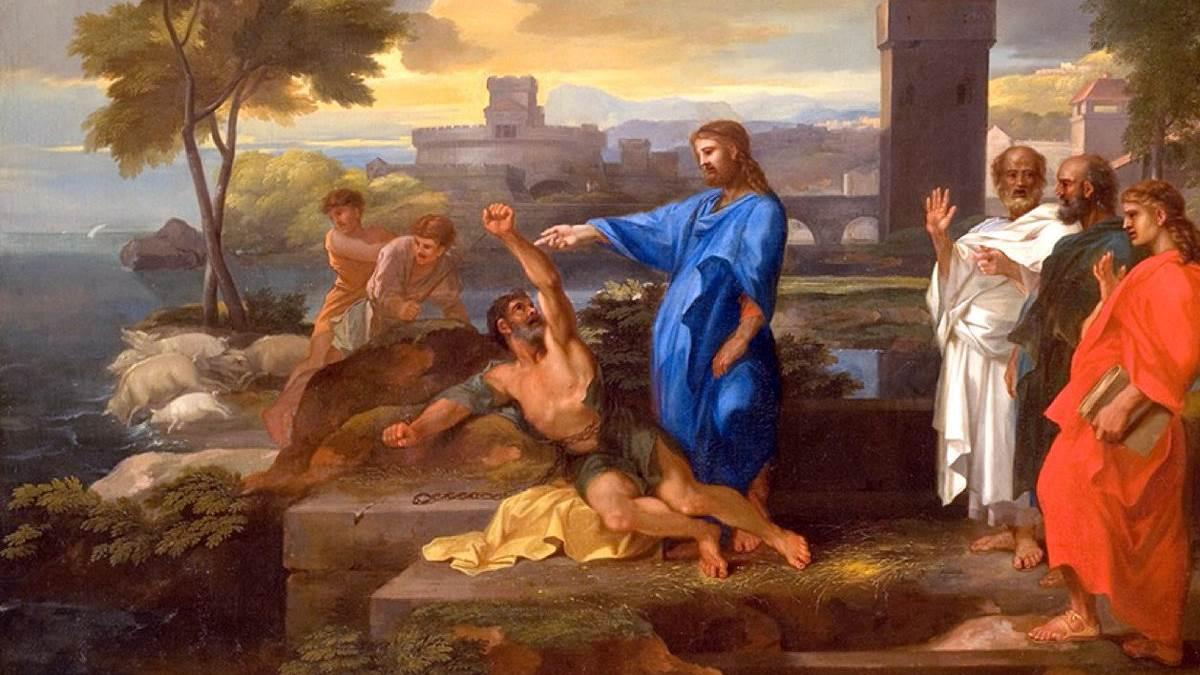 Mt 8:28-34