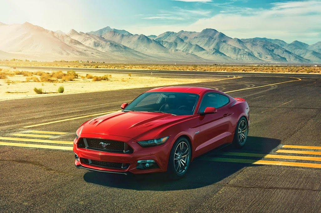09 2015 Ford Mustang 1