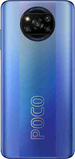 Poco X3 pro 4G smartphone, camera, Ram and storage, smooth display.