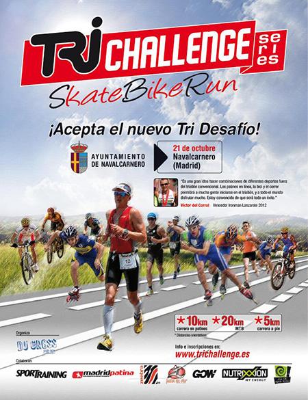 Tri Challenge en Navalcarnero el próximo domingo 21 de octubre 2012