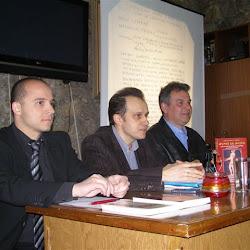 Από την ομιλία τού προέδρου μας στη Λαμία στις 14-3-09