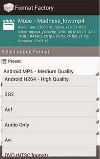 Bagi anda yang memiliki banyak koleksi video maupun yang ingin memasukkan video ke hp at 2 Cara Merubah Format Video di Android