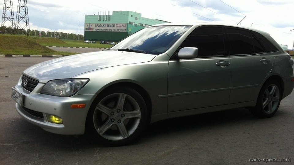 2003 lexus is 300 wagon specifications pictures prices. Black Bedroom Furniture Sets. Home Design Ideas