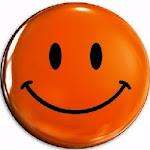 Orange Smiley