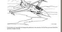 Aviation Archives: F-16A/B Fighting Falcon Flight Manual