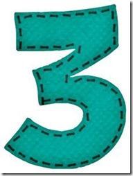 3 letras verdes