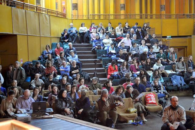 007 Avva Justin Parvu si Sfintii inchisorilor (Teatrul Luceafarul, Iasi, 2014.03.19)