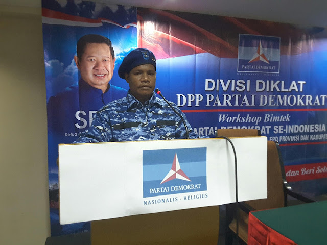 Diklat Partai Demokrat Jakarta