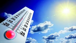 Hausse des températures: une situation «tout à fait normale»