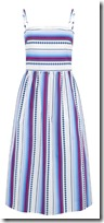 Sugarhill Multicoloured Sun Dress