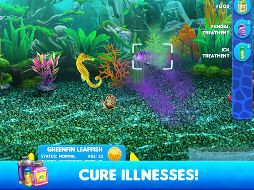Fish Tycoon 2 Virtual Aquarium 1.10.5 screenshots 16