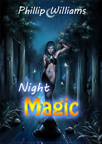 Cover of Phillip Williams's Book Night Magic