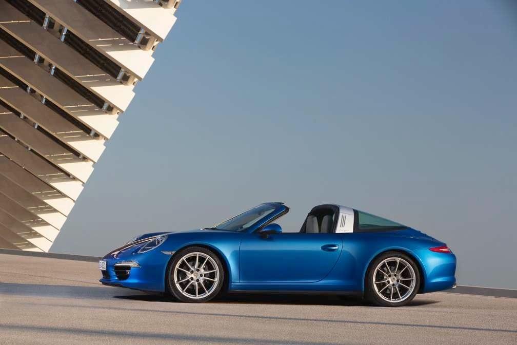 2014 Porsche 911 Targa 4 19