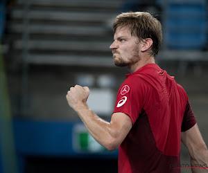 David Goffin niet langer hoogst geplaatste aanwezige op Ultimate Tennis Showdown