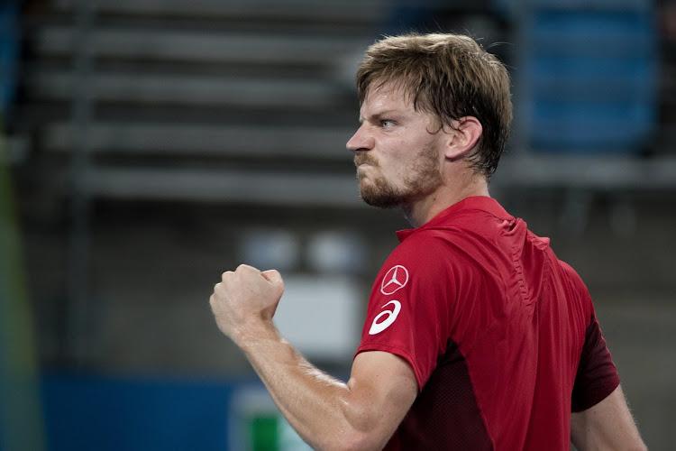 Goffin klopt goede vriend Herbert opnieuw en gaat naar de halve finales in Montpellier