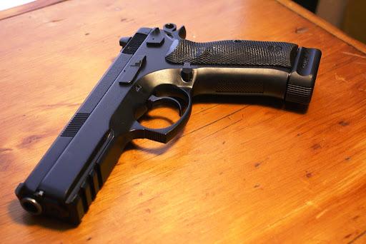 CZ-75 B.... Accuracy. - Semi-Auto Handguns