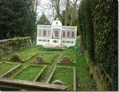 9 interesting graveyard