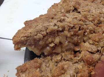 Apple Crumble Pie Recipe