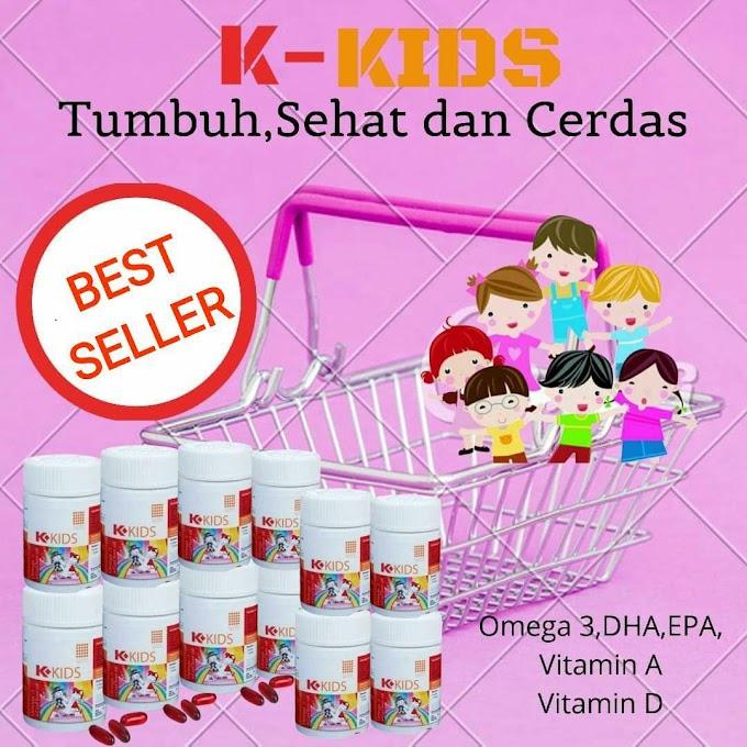 K Kids Vitamin untuk anak