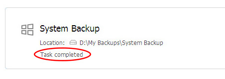 EaseUS Todo Backup Home 17 EaseUS Todo Backup   Review