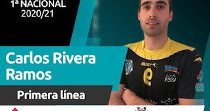 Carlos Rivera aportará mucho a la nueva plantilla.