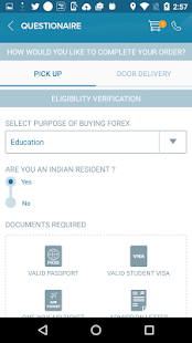 BookMyForex Foreign Exchange- screenshot thumbnail