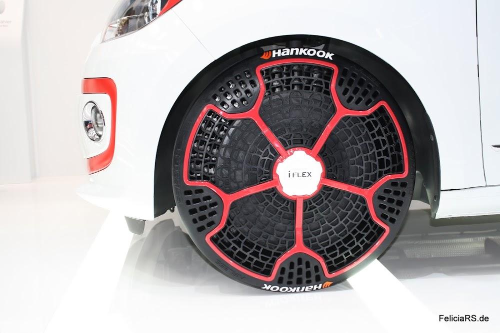 Luftlose Reifen Konzept Hankook