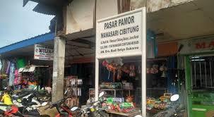 Pasar pamor salah satu pasar pilihan masyarakat cibitung , menjual sembako , alat elektronik dan kebutuhan masyarakat