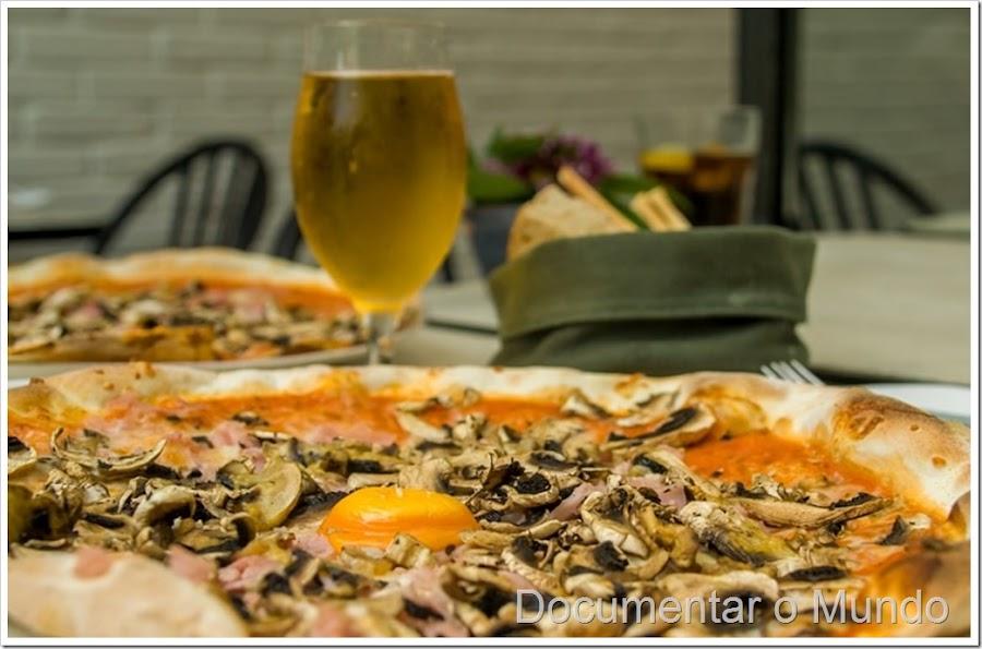 Restaurante Portarossa, pizzarias Porto