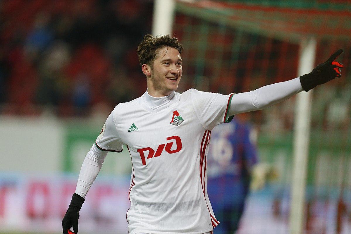 Алексей Миранчук забил победный гол Зениту
