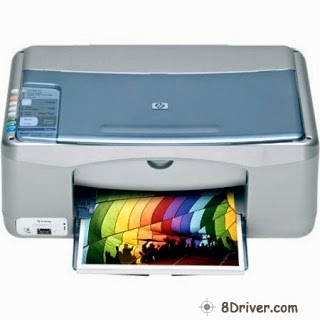 Driver HP PSC 1310 series 2.0.1 Printer – Get & install Instruction