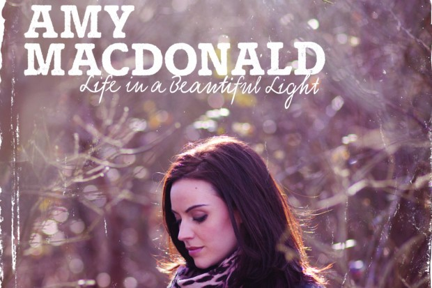 Amy MacDonald Life in a Beautiful Light album cover