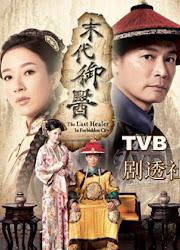 The Last Healer in Forbidden City Hong Kong Drama