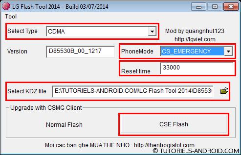 Installer Android 6 0 Marshmallow sur votre LG G3 D855