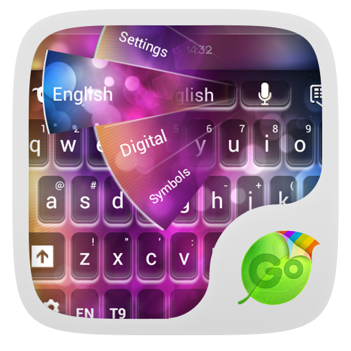 GO Keyboard Multicolor Theme - Apps on Google Play