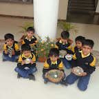 Show and Tell Activity (Jr.KG.)