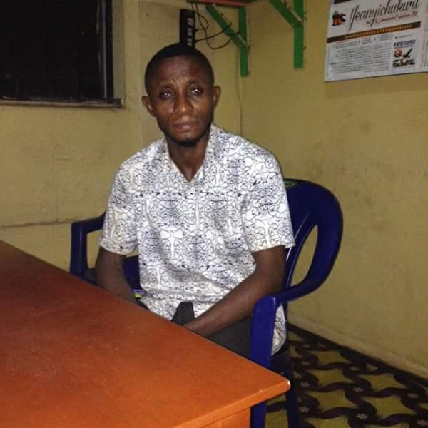 A must read !!!  IMT Student Murders Sex Worker In Enugu, Caught While Fleeing (photos)