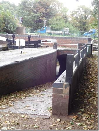 8 horse tunnel stewponey lock
