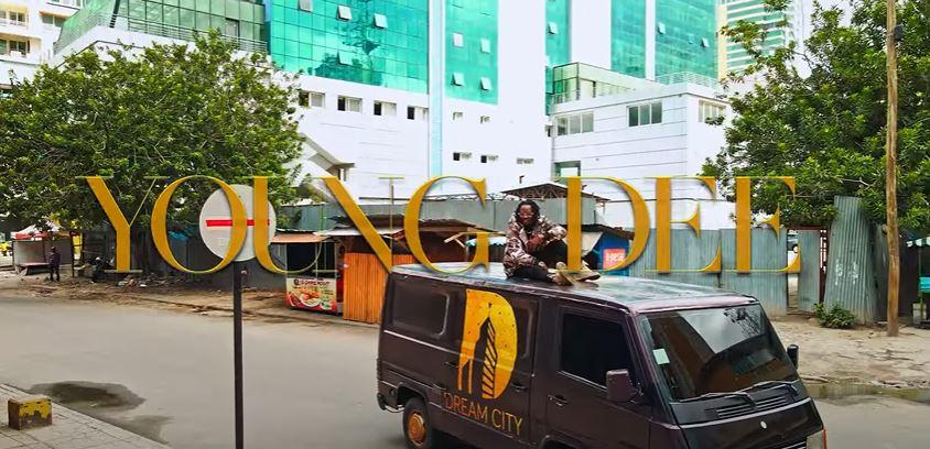 VIDEO: Young Daresalama - Mshahara   Mp4 Download