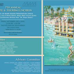 7th Annual Travel & Tourism Luncheon at the Ritz-Carlton South Beach