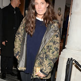 WWW.ENTSIMAGES.COM -   Elizabeth Saltzman   at      UK store launch of J Crew at 165 Regent Street November 6th 2013                                               Photo Mobis Photos/OIC 0203 174 1069