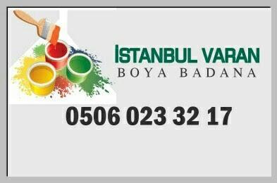 Besiktas Boyaci 0506 023 32 17