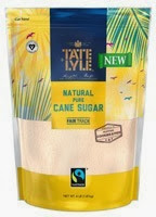 Tate & Lyle Natural Pure Cane Sugar